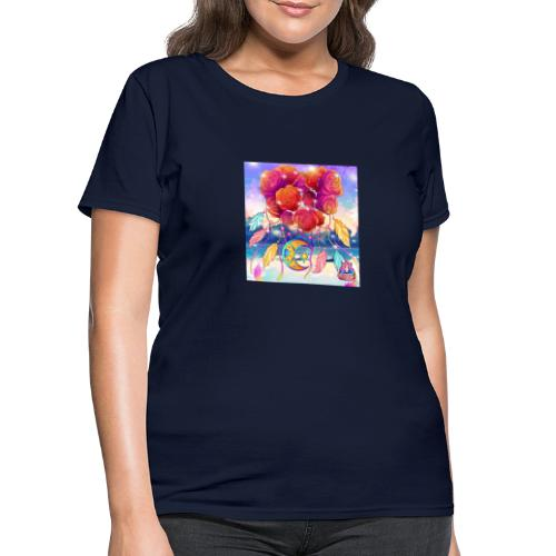 Roses of Love - Women's T-Shirt