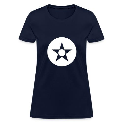 USA Symbol - Axis & Allies - Women's T-Shirt