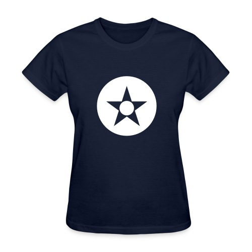 USA Symbol - Axis & Allies - Women's T-Shirt