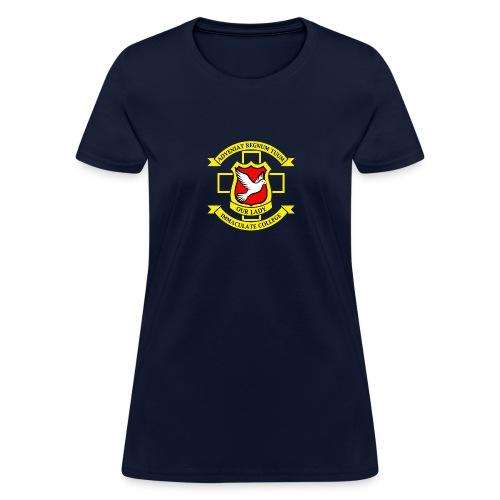 Friends Across The Barricade - Women's T-Shirt