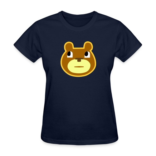 sarcasm bear no text - Women's T-Shirt