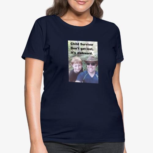 Awkward Shirt - Women's T-Shirt