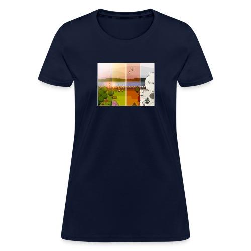 Fantastic View - Women's T-Shirt