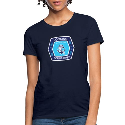 Looking For Heather - Stock Logo - Women's T-Shirt