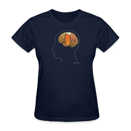 Great Minds Drink Alike - Women's T-Shirt