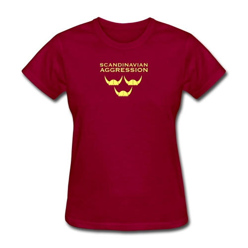 Tre Hjälmar Single-Sided T-Shirt - Women's T-Shirt