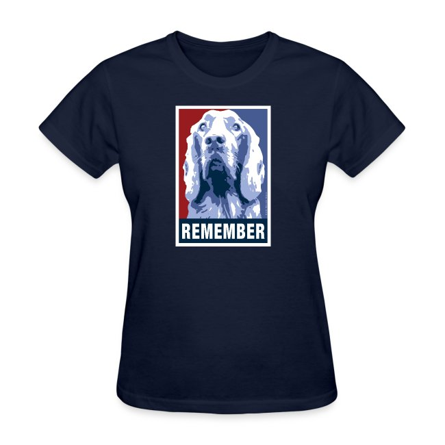 Official DAR Special Edition REMEMBER Blue