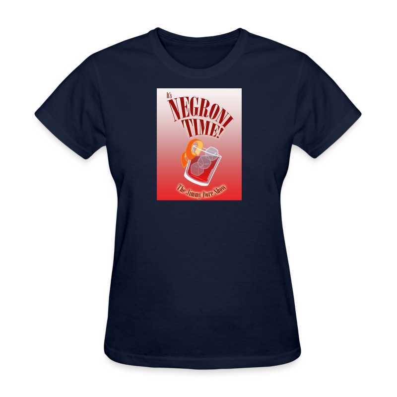 It's Negroni Time! - Women's T-Shirt