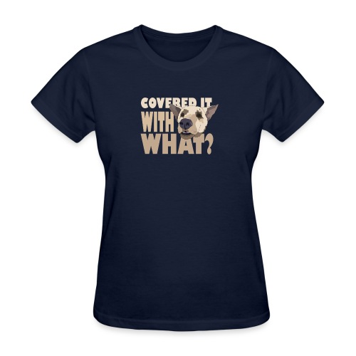 withwhatfinal - Women's T-Shirt