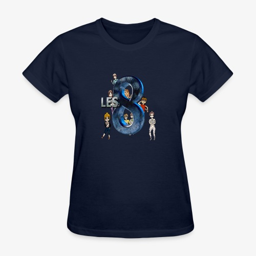 Les_8_v2 - Women's T-Shirt
