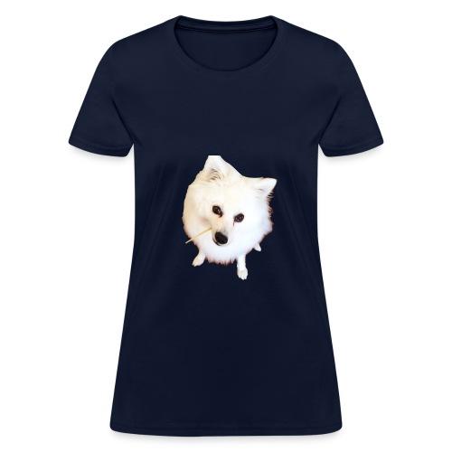 Mademoiselle Meeka x Thug Life (F) - Women's T-Shirt