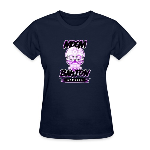 Sugar Skull Purple - Women's T-Shirt