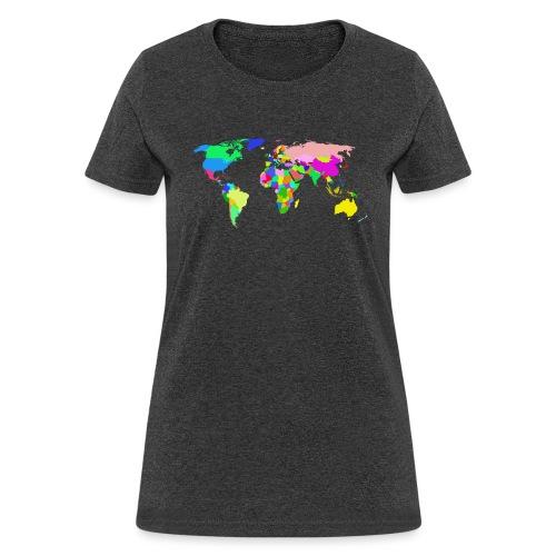 the world tshirt - Women's T-Shirt