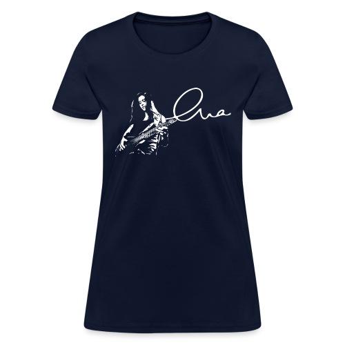 Dark Apparel only tee - Women's T-Shirt