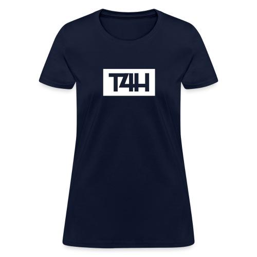 t4h_initials - Women's T-Shirt