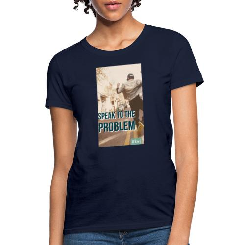 6F7F66E0 7E8D 43D9 B5D3 56E6275D0A9D - Women's T-Shirt
