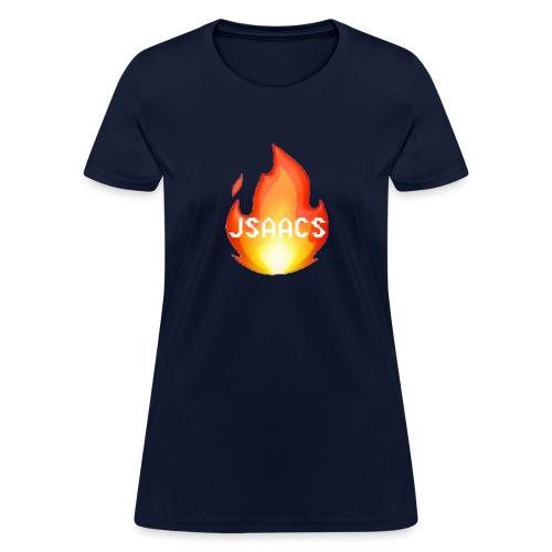 JSAACS Fire - Women's T-Shirt