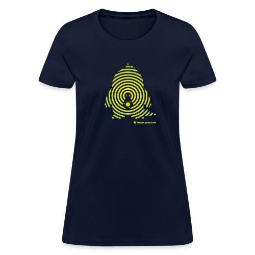 NR Swirl png - Women's T-Shirt