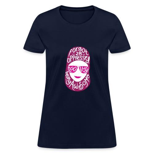 hidden tees 02 png - Women's T-Shirt