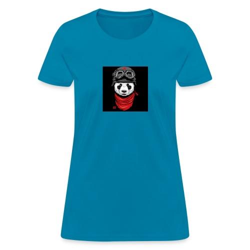 Panda - Women's T-Shirt