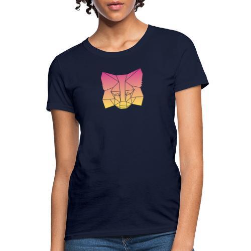 Sunset Fox - Women's T-Shirt