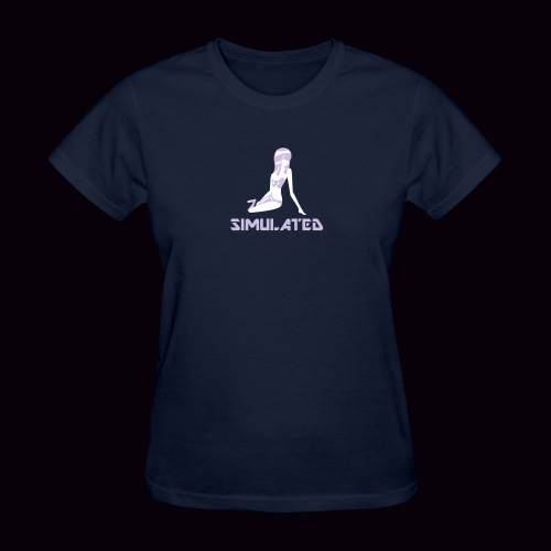 Simulated - Women's T-Shirt