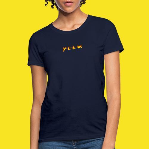 YLLW. - Women's T-Shirt