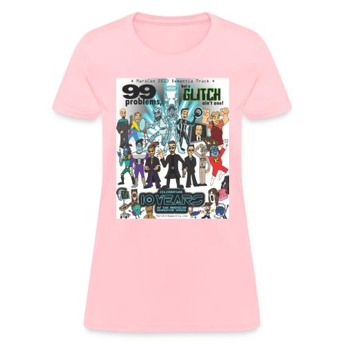 marscon2013tshirtl - Women's T-Shirt