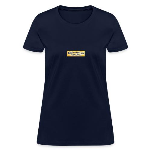 Malibu LongBoards Tshirts Hats Hoodies Amazing - Women's T-Shirt