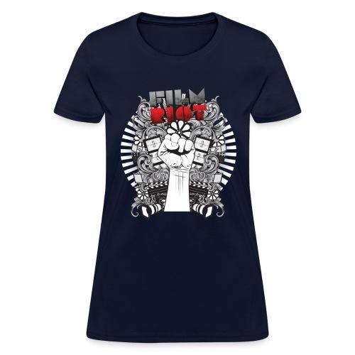 Film Riot - Women's T-Shirt
