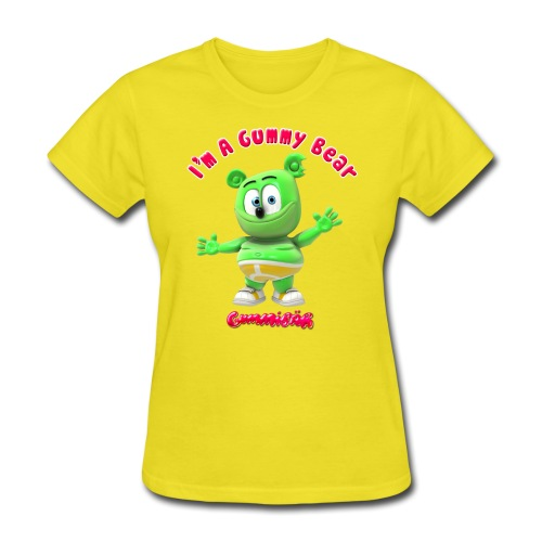 I'm A Gummy Bear - Women's T-Shirt