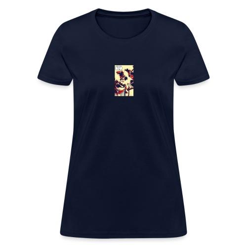 ocean says (shirt) - Women's T-Shirt