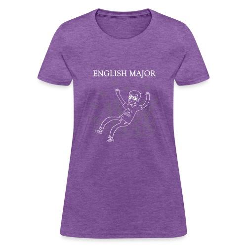 English Major - Women's T-Shirt