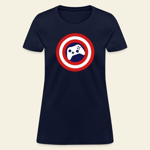 CapitanPlaydatesCorrected - Women's T-Shirt