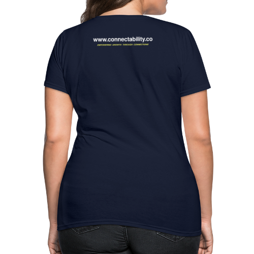 Connectability LLC Connections - Women's T-Shirt