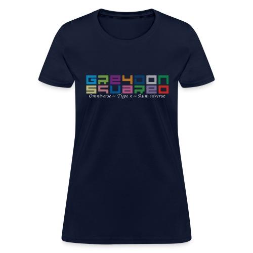 Greydon Square Colorful Tshirt Type 3 - Women's T-Shirt