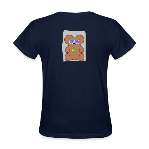 Aussie Dad Gaming Koala - Women's T-Shirt