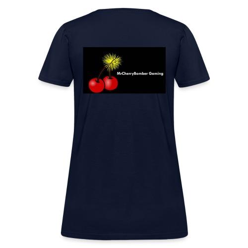 logo w wrd - Women's T-Shirt