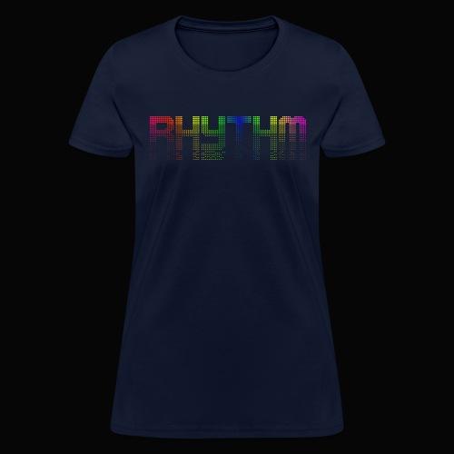 Rhythm! - Women's T-Shirt