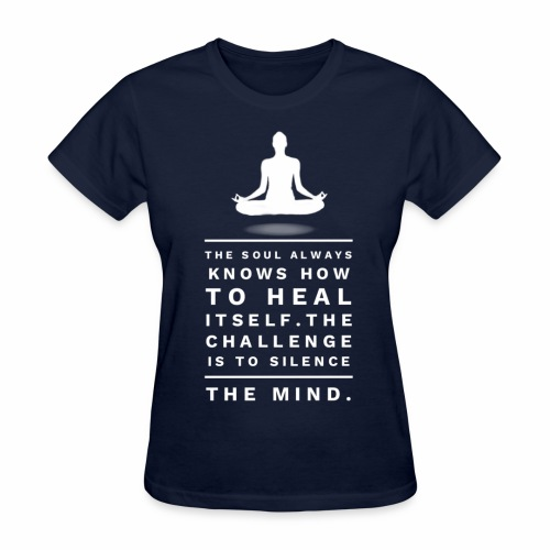 Yoga apparels - Women's T-Shirt