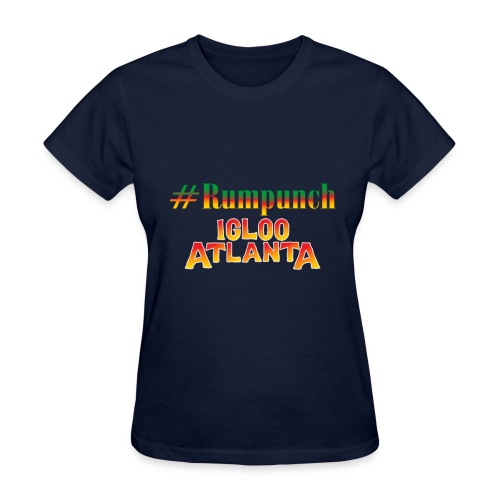 igloo Atlanta Crew love - Women's T-Shirt