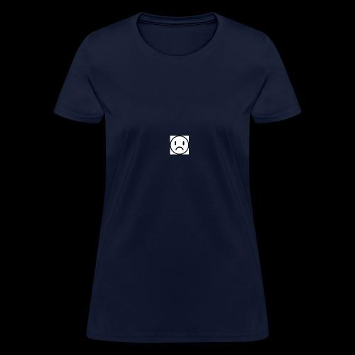 Sad coffee mug - Women's T-Shirt