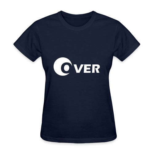 over - Women's T-Shirt
