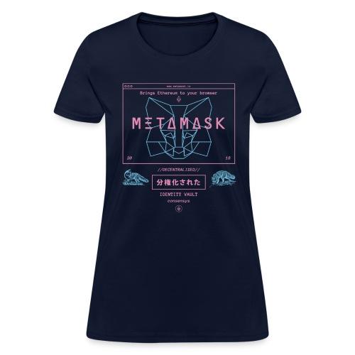 Metamask Decentralized - Women's T-Shirt