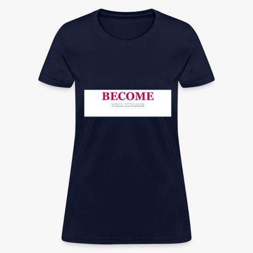 x - Women's T-Shirt
