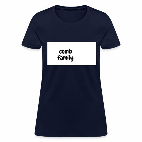 combs - Women's T-Shirt