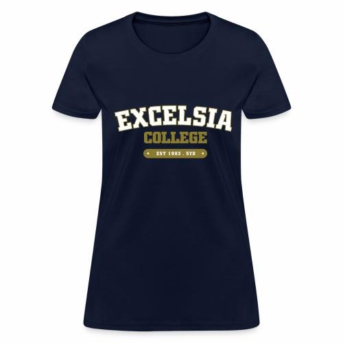 Merchandise logo artwork outlines - Women's T-Shirt