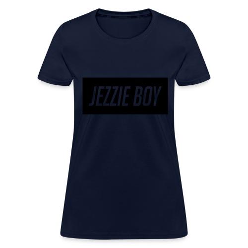 Jezzie Boy Hoodie - Women's T-Shirt