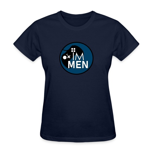 IM Men Logo Shirt - Women's T-Shirt