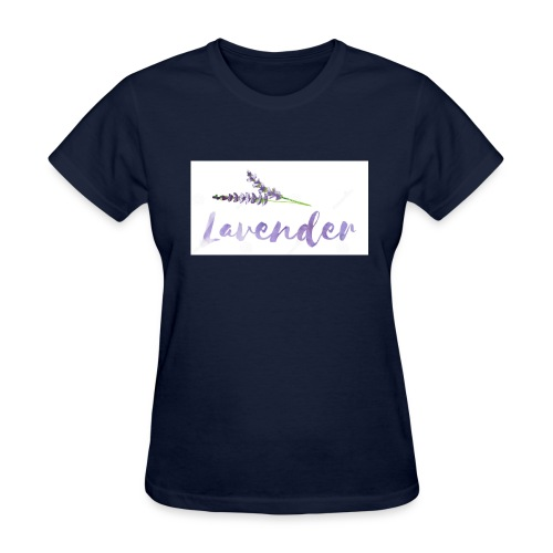 Lavender - Women's T-Shirt
